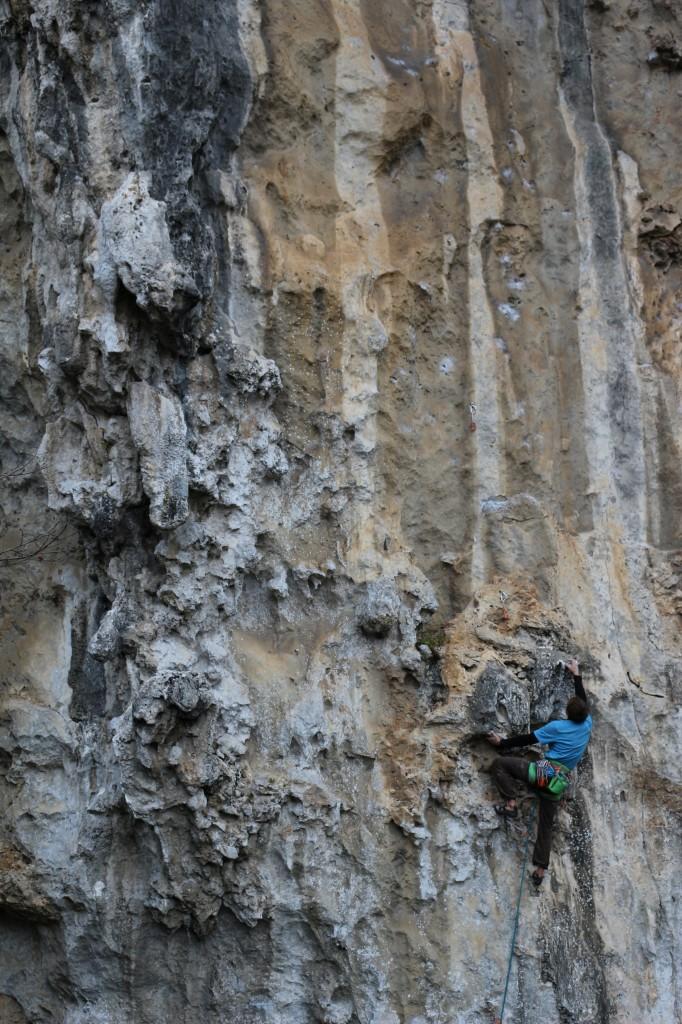 Rastaman Crag