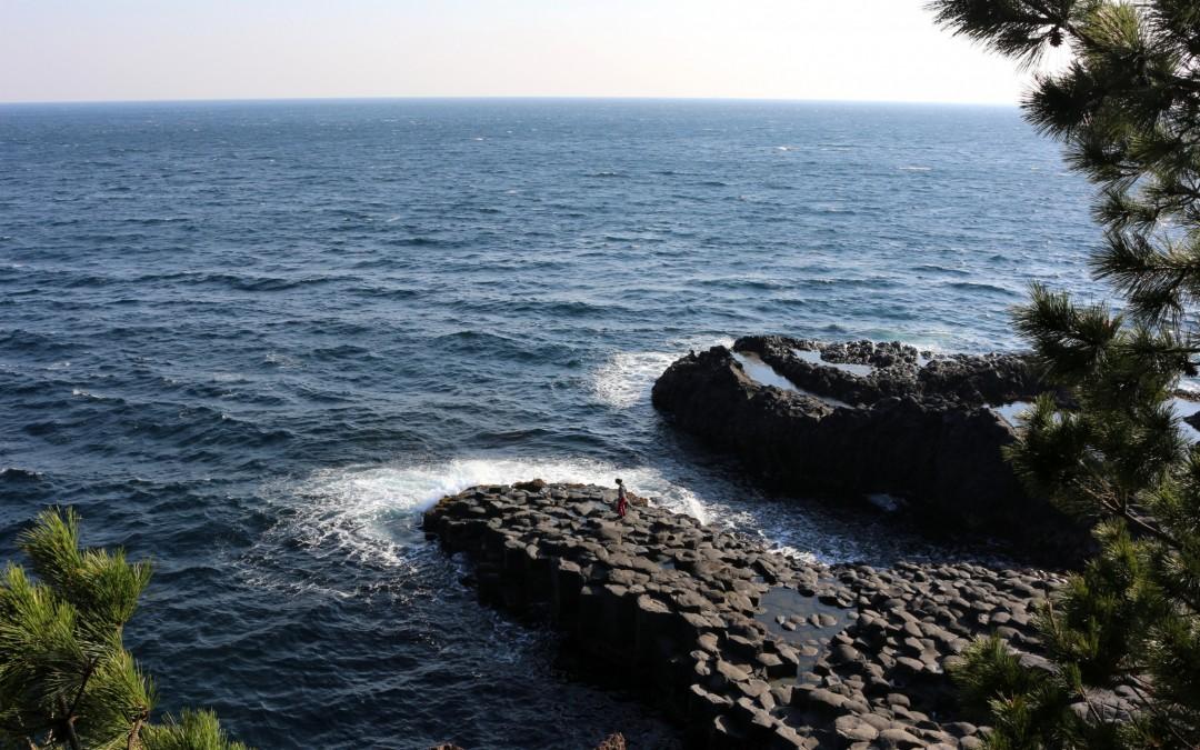 Le Japon: de l'océan aux sommets enneigés