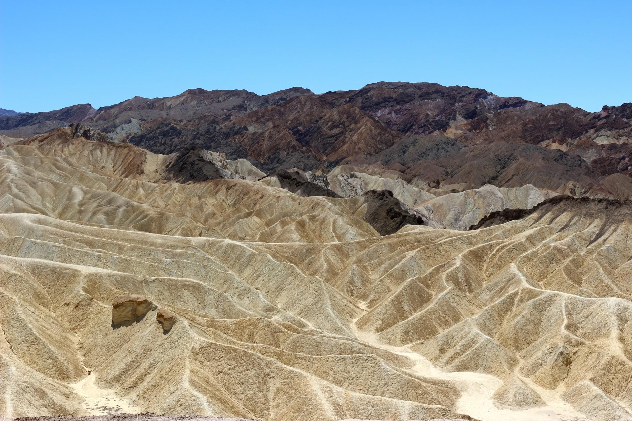 Et enfin Death Valley, pour finir en beauté