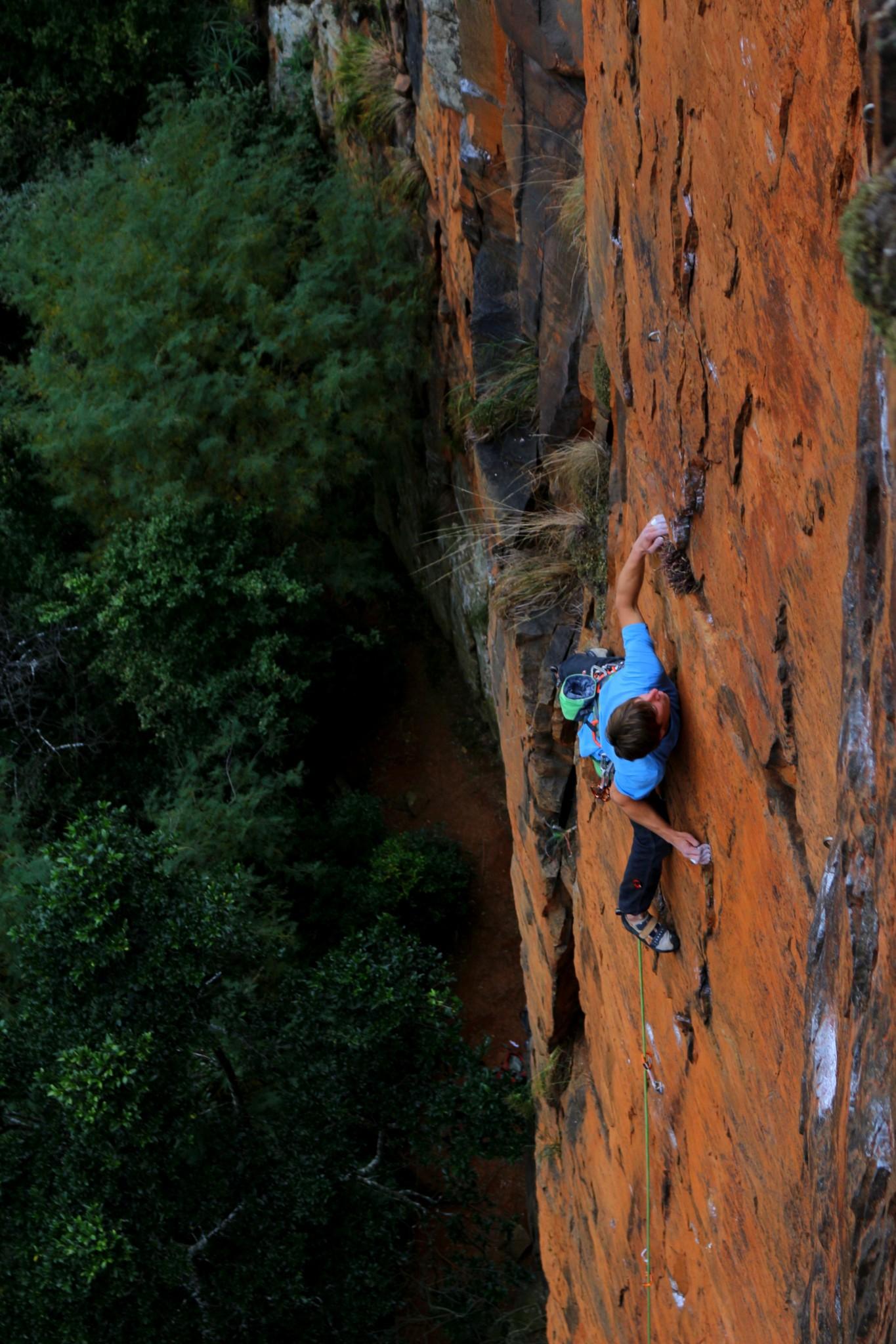 "Secteur ""The Last Crag Of The Century"""