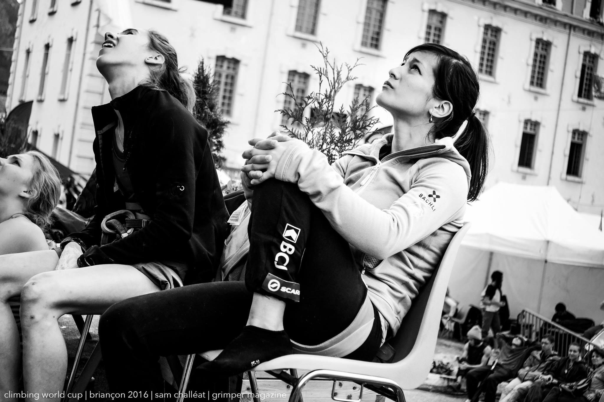 Coupe du monde à Briançon - Photo : Sam Challéat