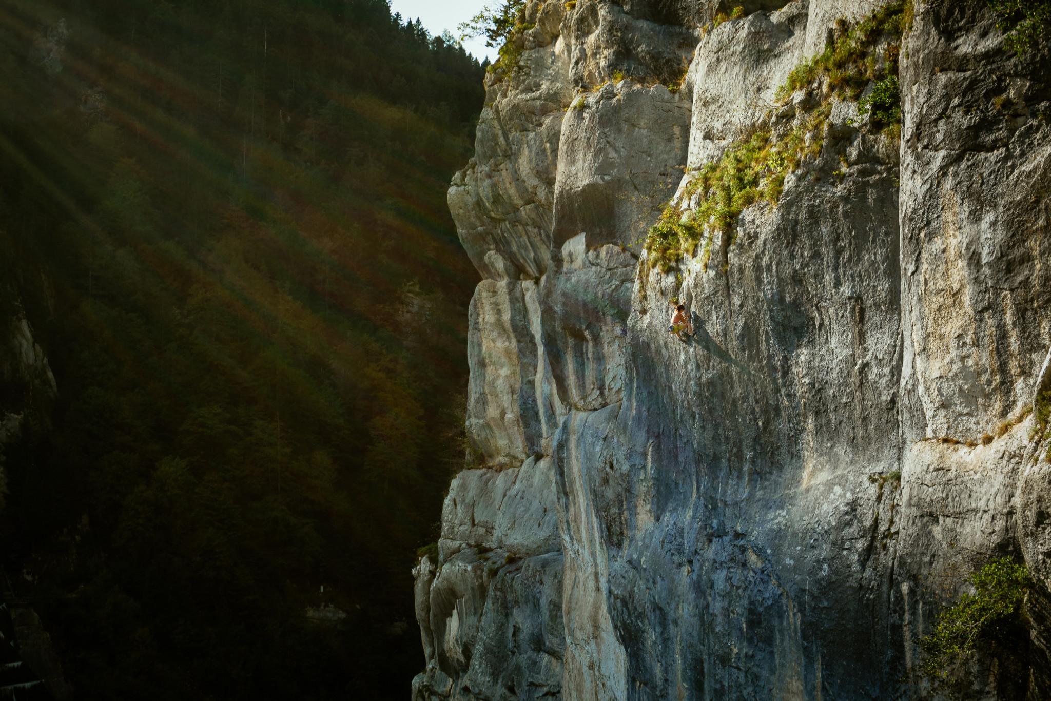 Le barrage du Chatelôt, Suisse   Photo : Chris Schmid